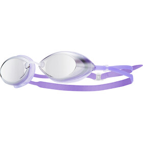 TYR Tracer Racing Goggles Metelized Women, peri blue
